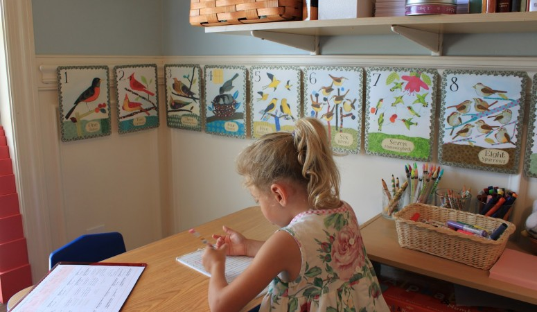A Year Considered: Nurturing Wonder In the Preschool Years