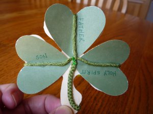 St. Patrick's Feast Day – Craft