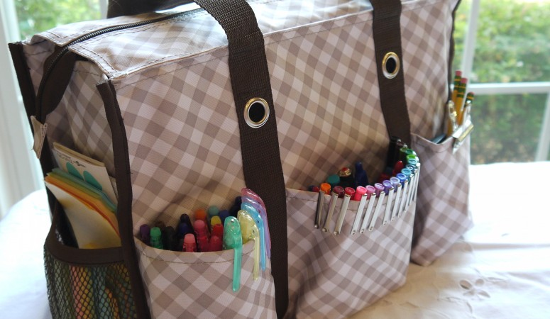My Desk – In a Bag