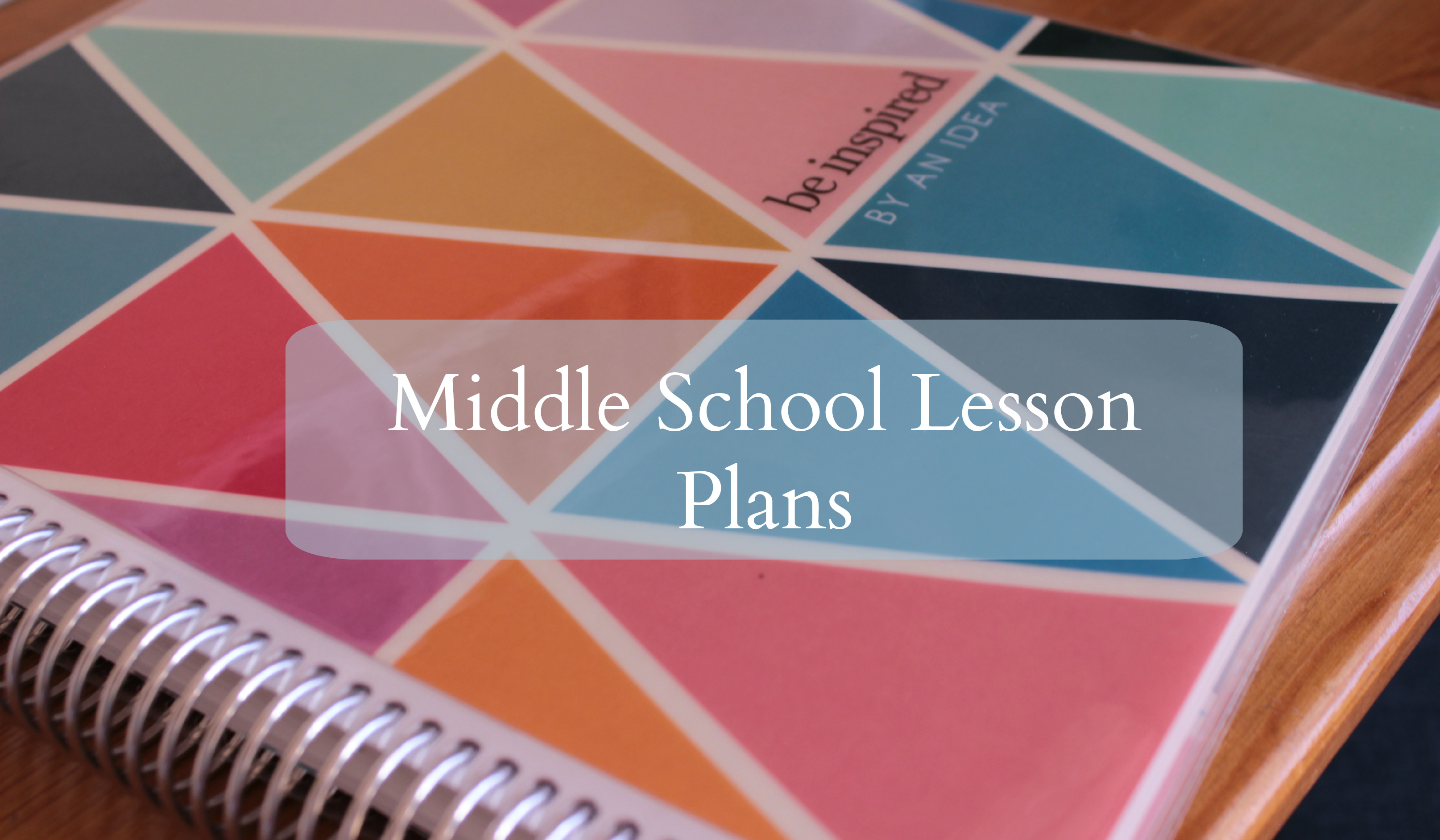 middleschoollessonplans