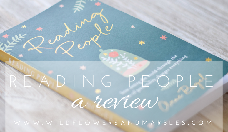 Reading People: A Review – How Knowing and Serving Walk Hand-In-Hand