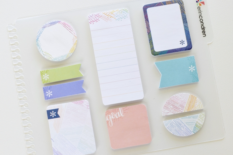 Notebooks & Writing Pads Memo Pads Methodical 6 Colors Index Post Creative Memo Pad Natural Plants Series Sticky Notes Bookmarks Stickers Cute Notepad Stationery Supplies Crease-Resistance