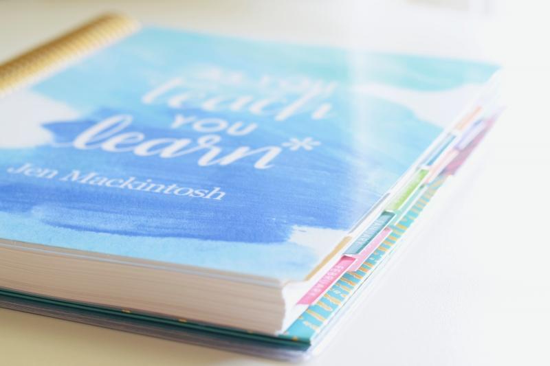 Erin Condren 2018-2019 Teacher Lesson Planner Review – Brand