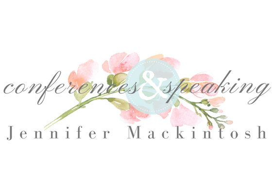 Conference – Speaking and Printables