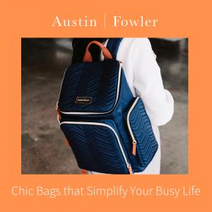Austin Fowler Bags