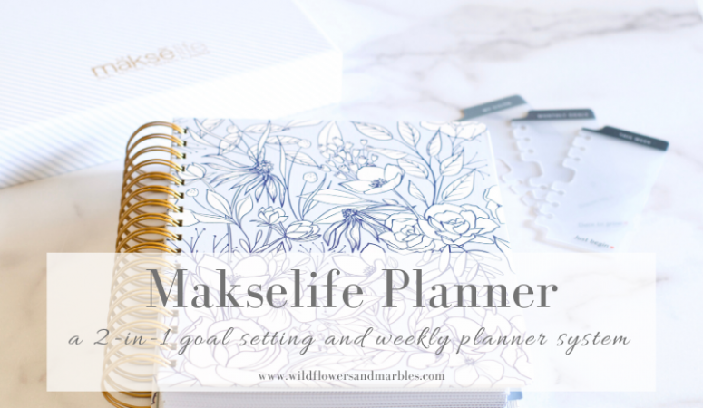 MakseLife | Integrated Weekly & Goal Planner System