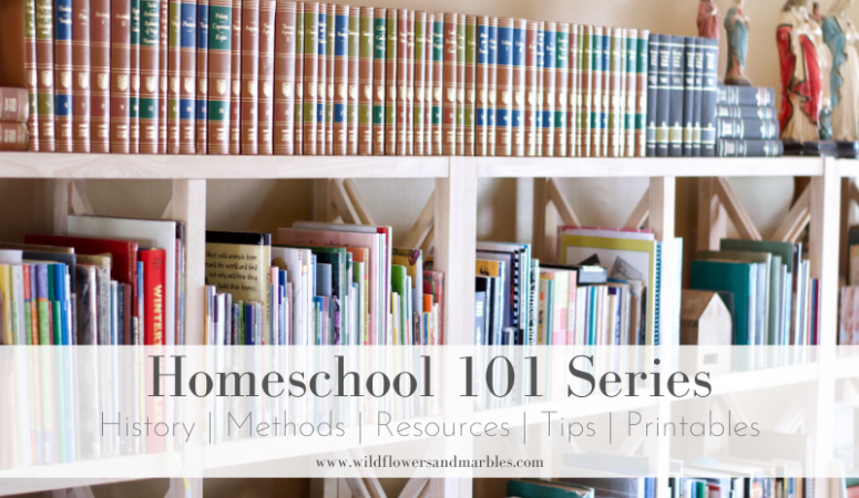 Homeschooling 101 – A Simple Beginning