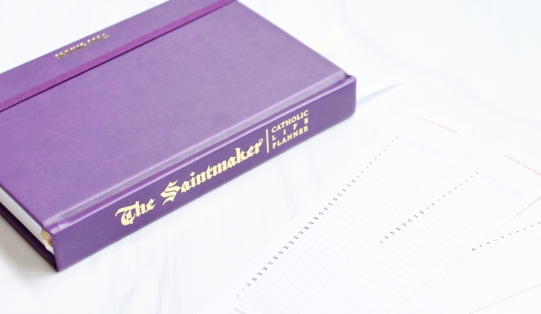 The Saintmaker Catholic Lifeplanner – a Review